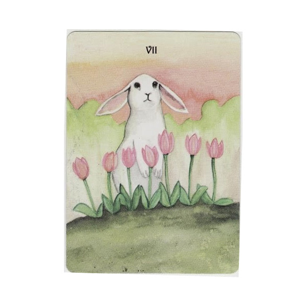 Rabbit Tarot 7