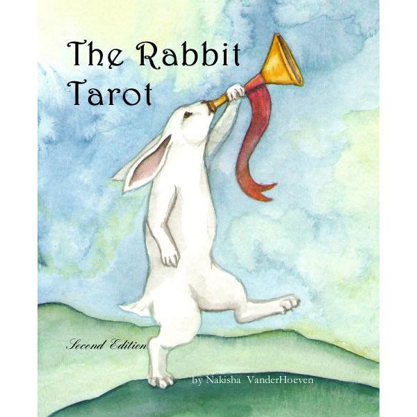 Rabbit Tarot cover