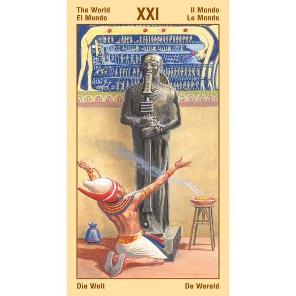 Ramses Tarot of Eternity 11