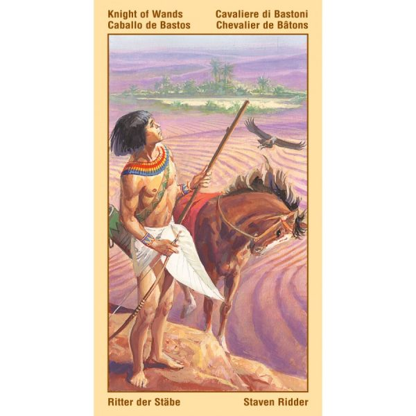 Ramses Tarot of Eternity 3