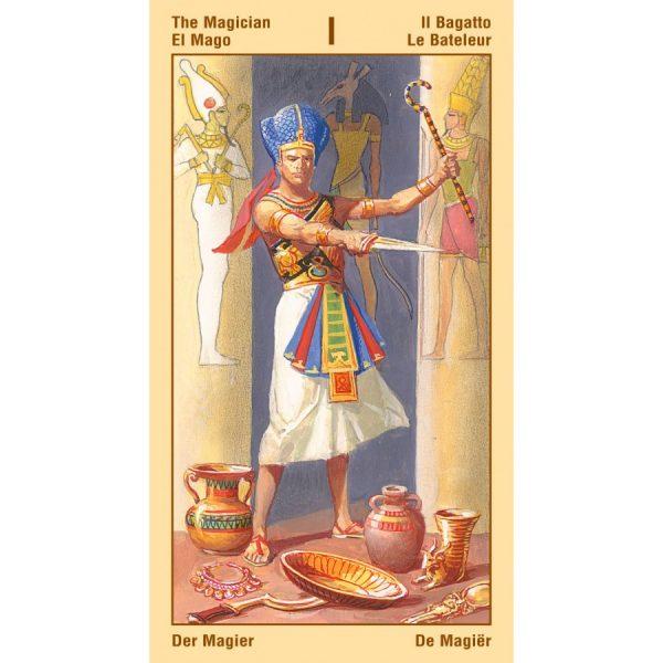 Ramses Tarot of Eternity 5
