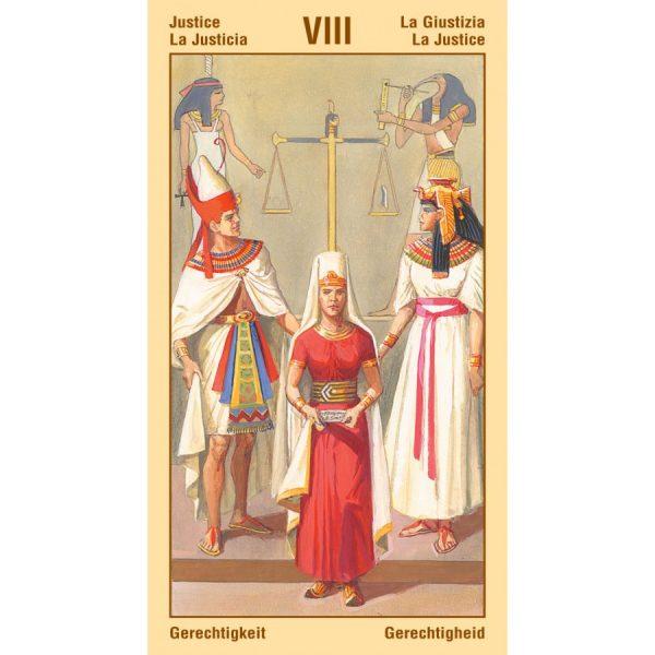 Ramses Tarot of Eternity 7