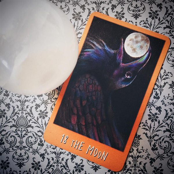 Raven's Prophecy Tarot 1