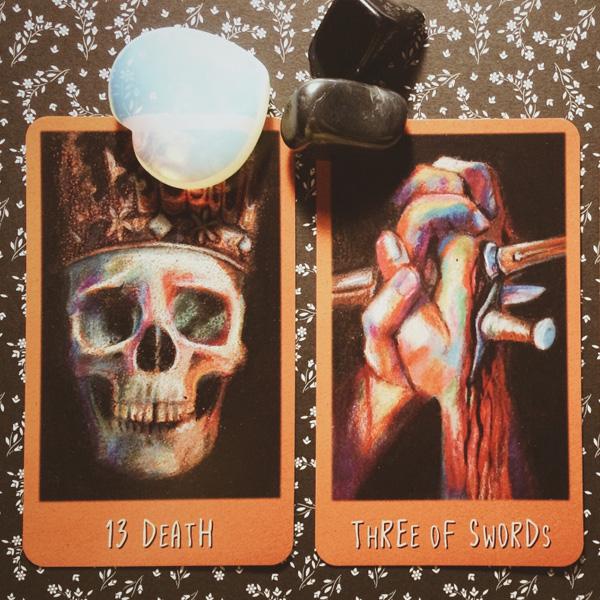 Raven's Prophecy Tarot 3