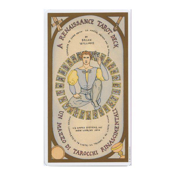 Renaissance Tarot 2