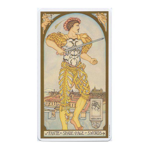 Renaissance Tarot 3