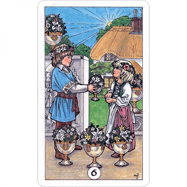 Robin Wood Tarot 3