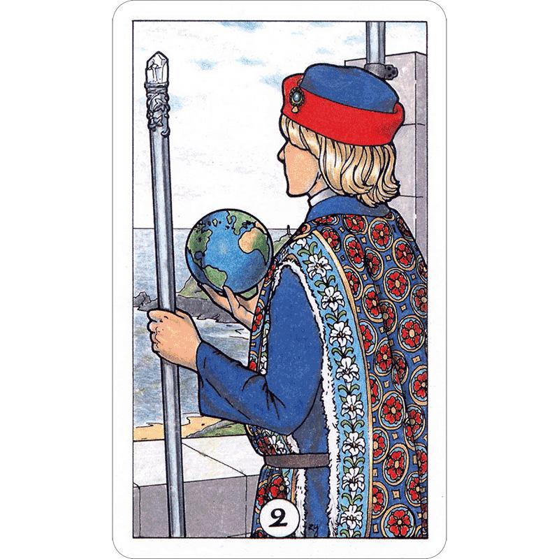 Robin Wood Tarot 6