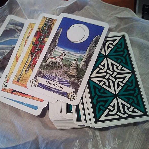 Robin Wood Tarot 7