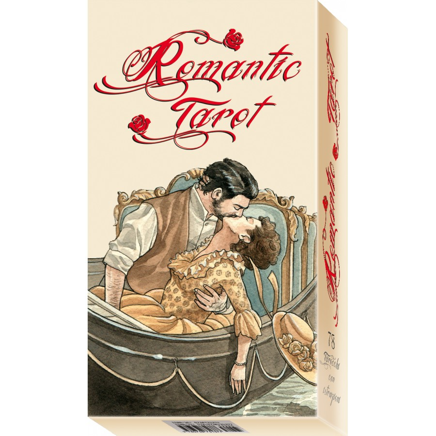 Romantic Tarot 25