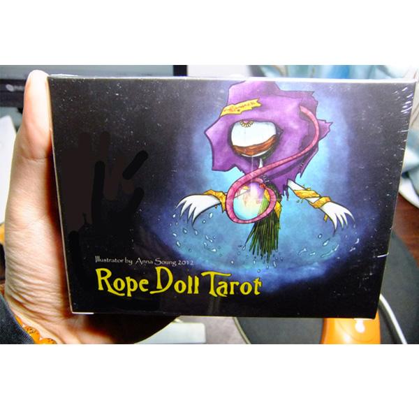Rope Doll Tarot 8