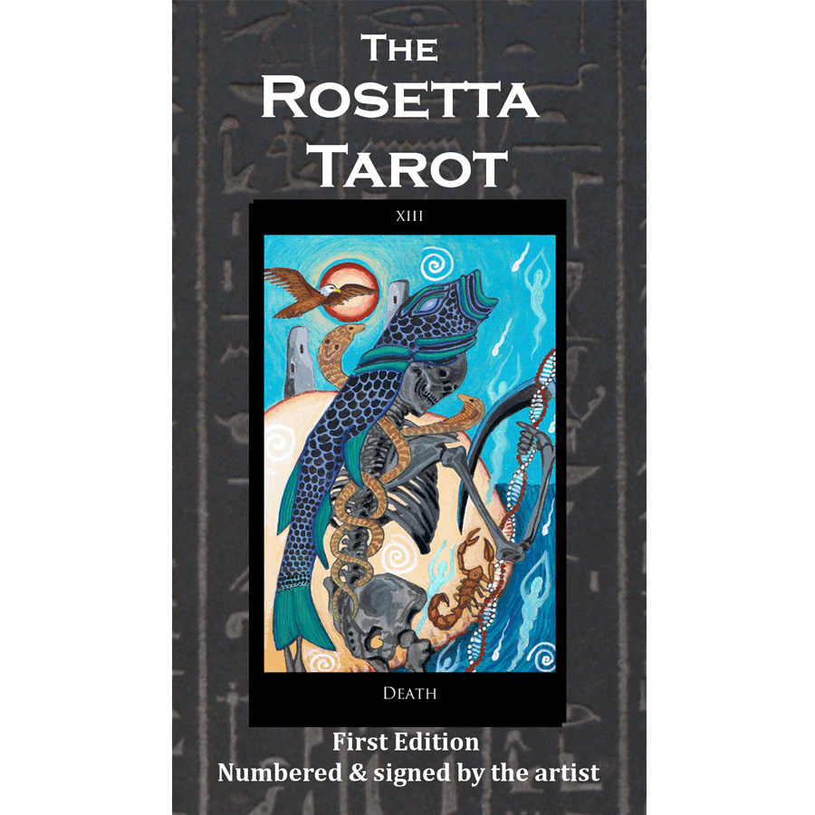 Rope Doll Tarot 1