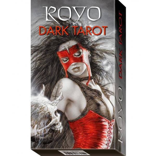 Royo Dark Tarot cover