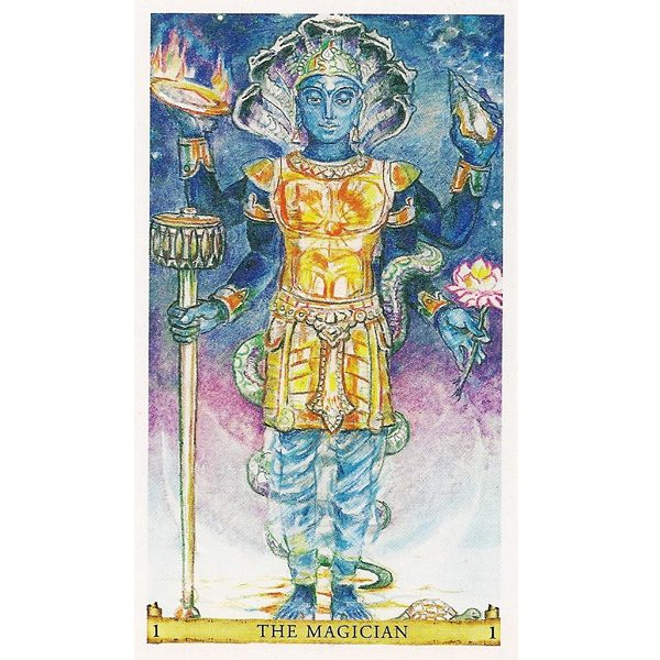 Sacred India Tarot 1