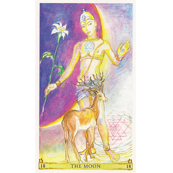 Sacred India Tarot 2
