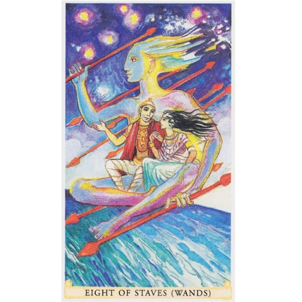 Sacred India Tarot 6