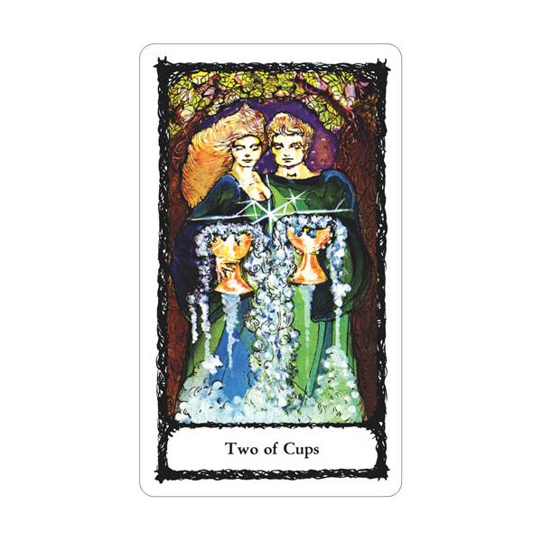 Sacred Rose Tarot 3