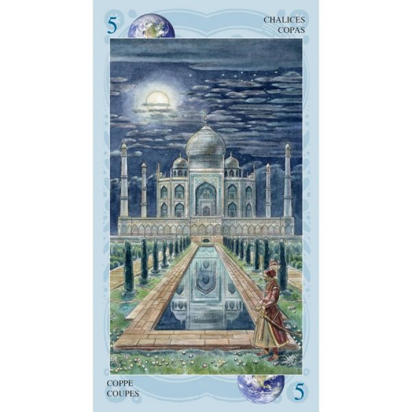 Sacred Sites Tarot 4