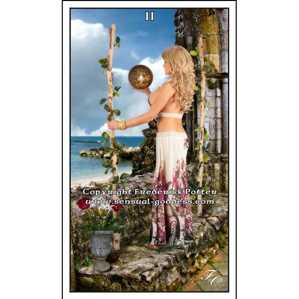 Sensual Goddess Tarot 2
