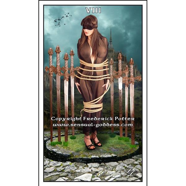 Sensual Goddess Tarot 5