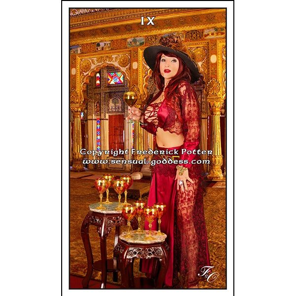 Sensual Goddess Tarot 6