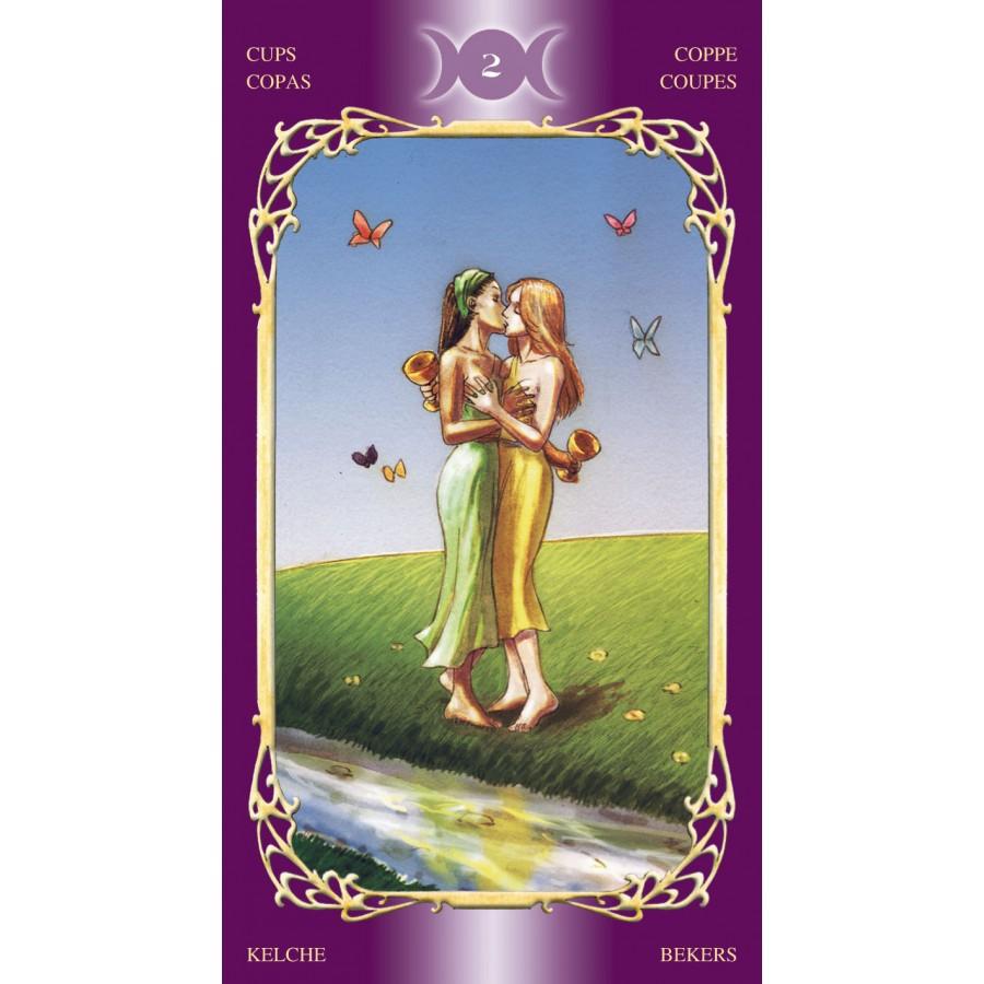 Sensual Wicca Tarot 1