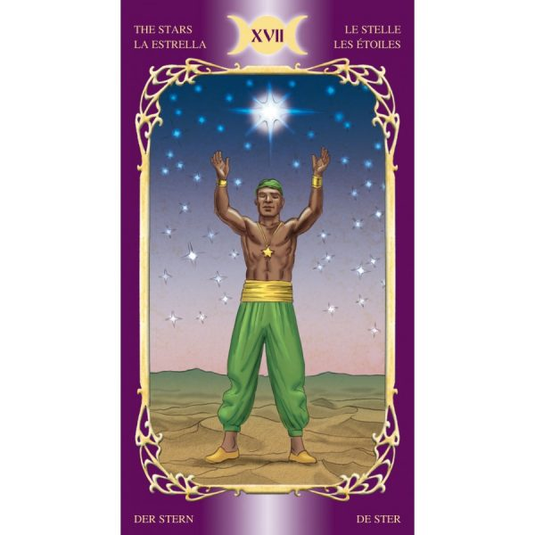 Sensual Wicca Tarot 10