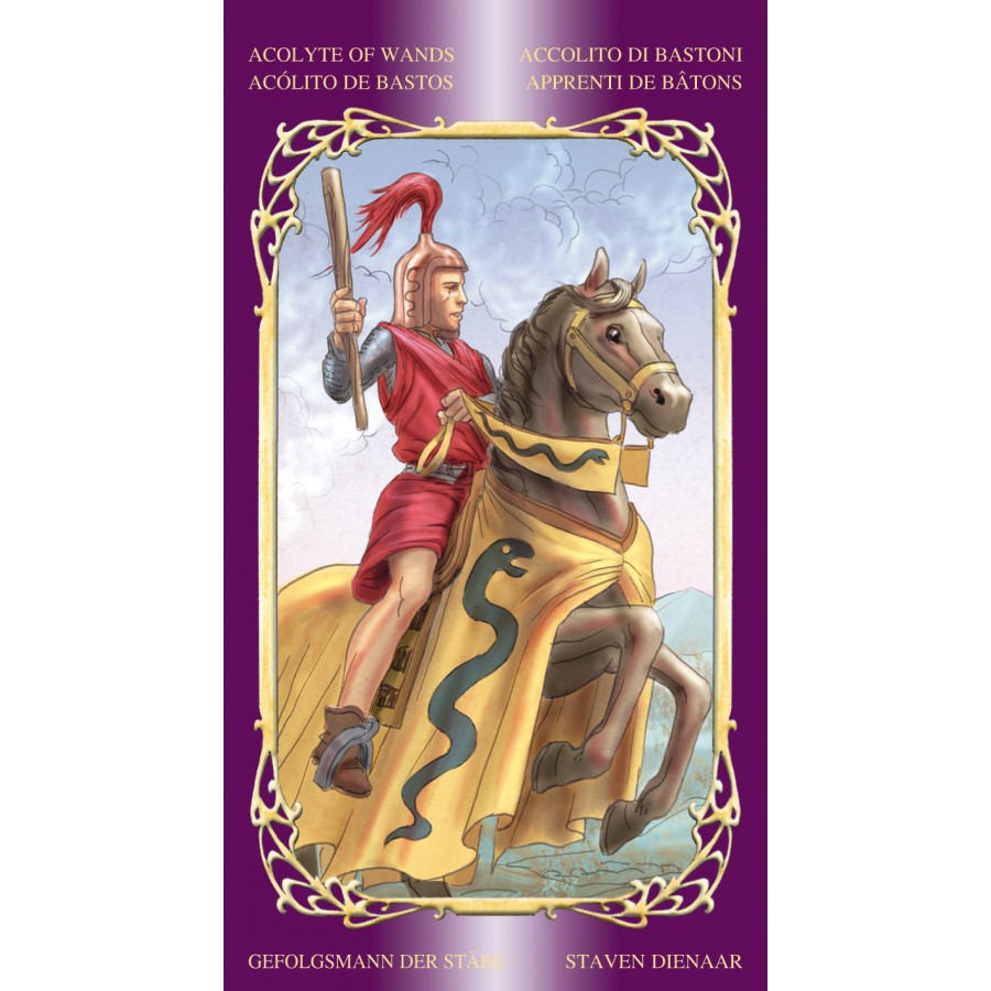 Sensual Wicca Tarot 3