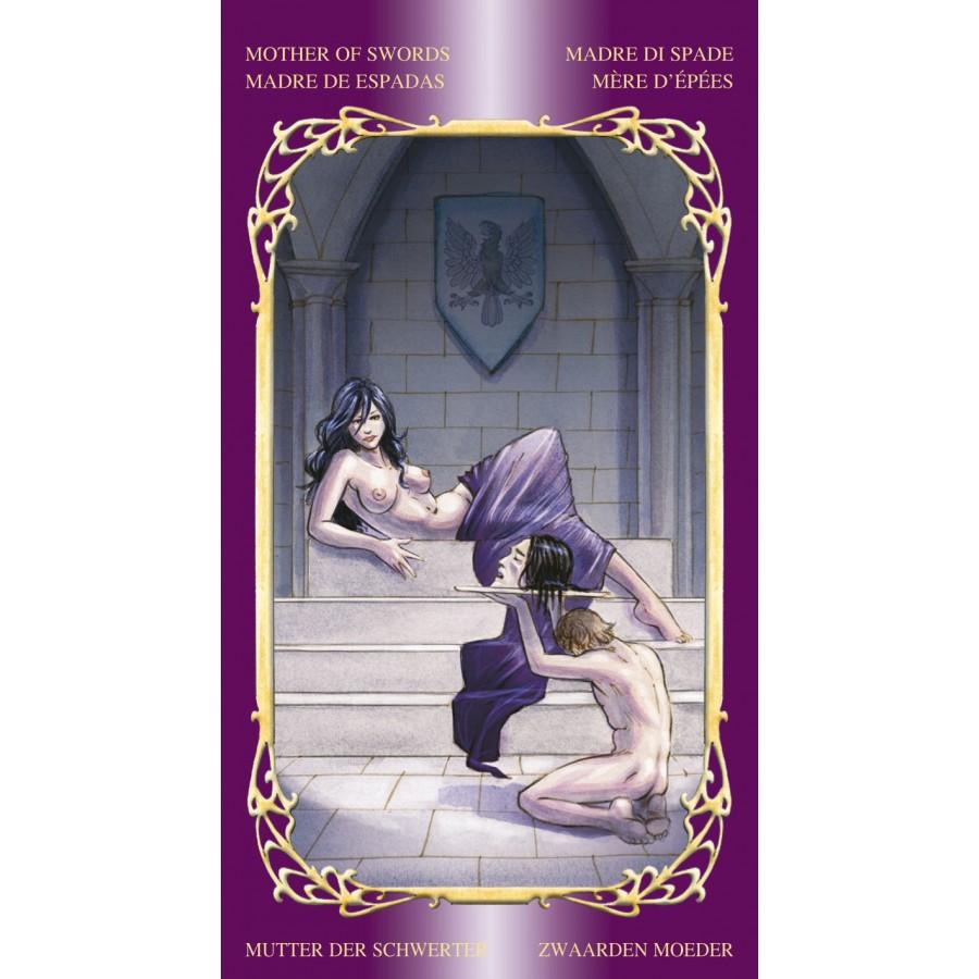 Sensual Wicca Tarot 4