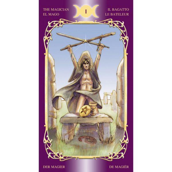 Sensual Wicca Tarot 5