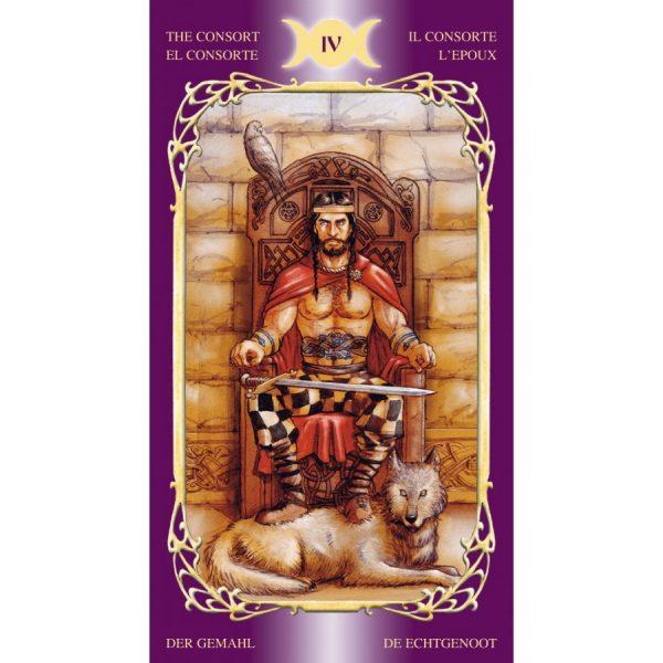 Sensual Wicca Tarot 6