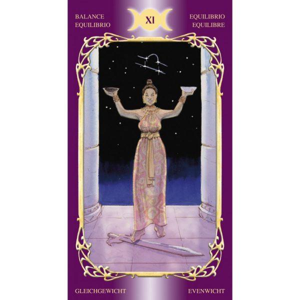 Sensual Wicca Tarot 8