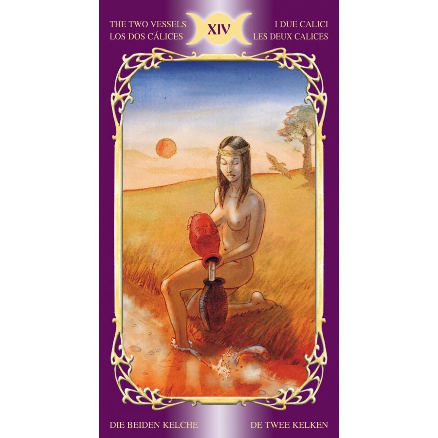 Sensual Wicca Tarot 9