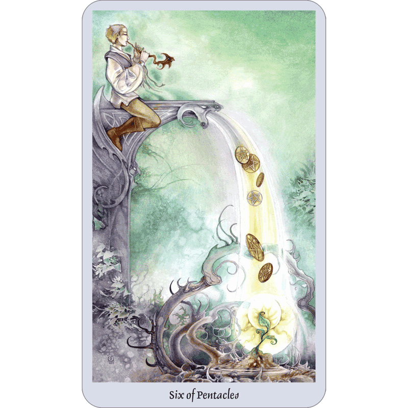 Shadowscapes Tarot 6