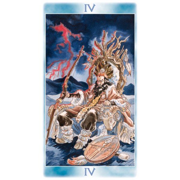 Shaman Tarot 6