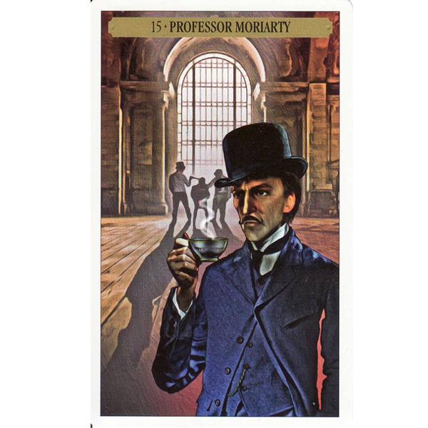 Sherlock Holmes Tarot 1