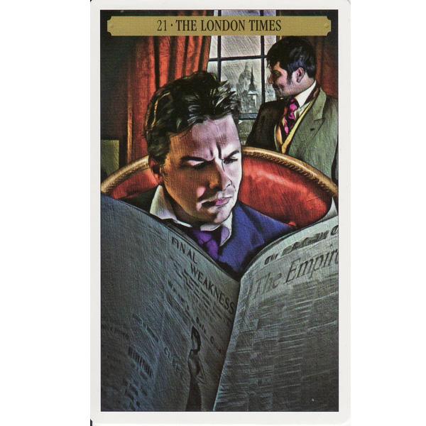 Sherlock Holmes Tarot 3