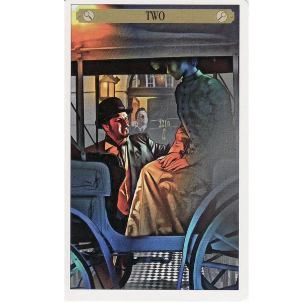 Sherlock Holmes Tarot 4