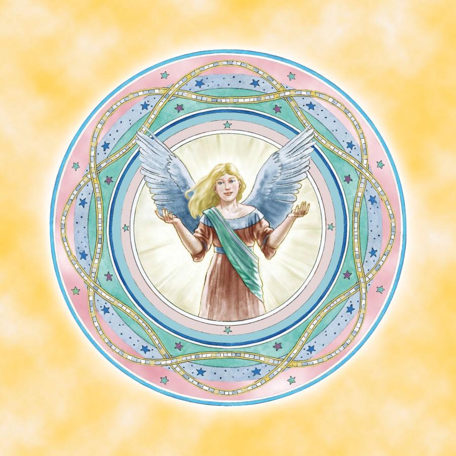 Shining Angels Tarot 4