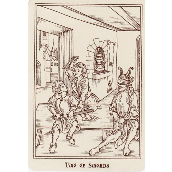 Ship of Fools Tarot 3