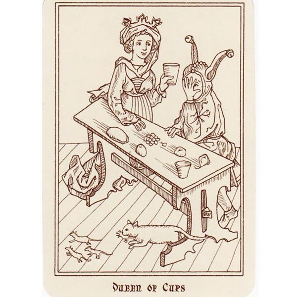 Ship of Fools Tarot 4