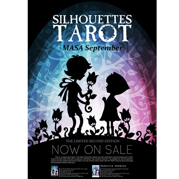 Silhouettes Tarot 1st Edition 5