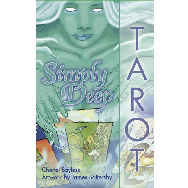 Simply Deep Tarot 21