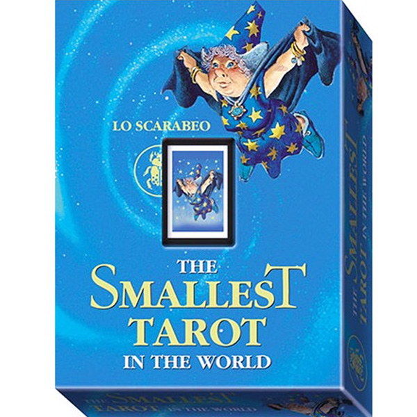Smallest tarot in the World 3