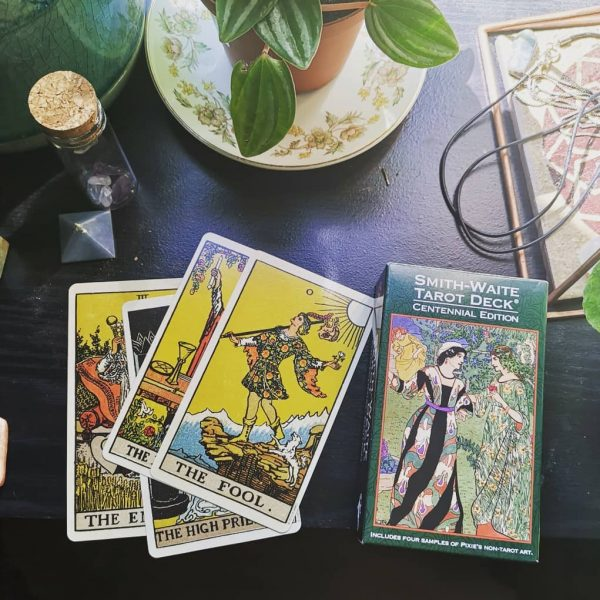 Smith-Waite Centennial Tarot 3