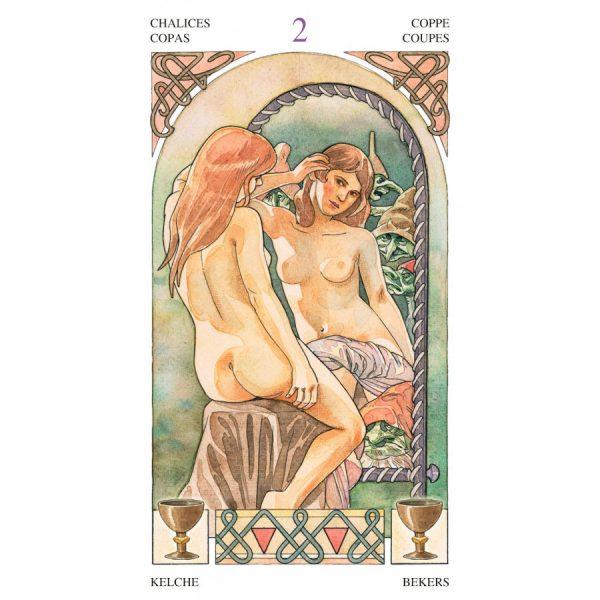 Sorcerers Tarot 1