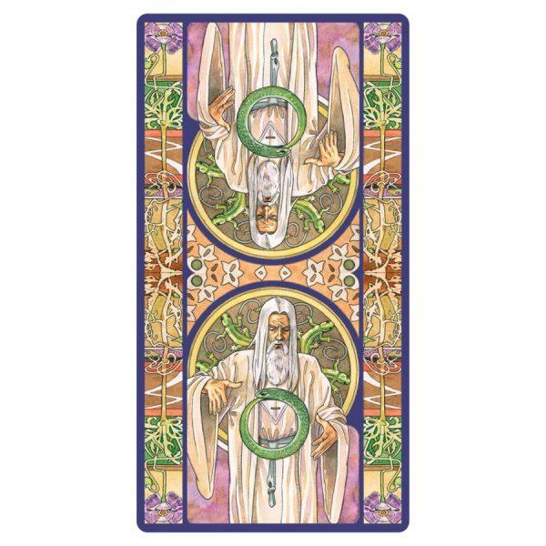 Sorcerers Tarot 12