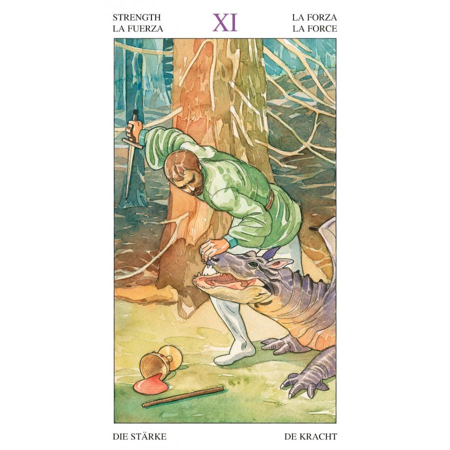 Sorcerers Tarot 8