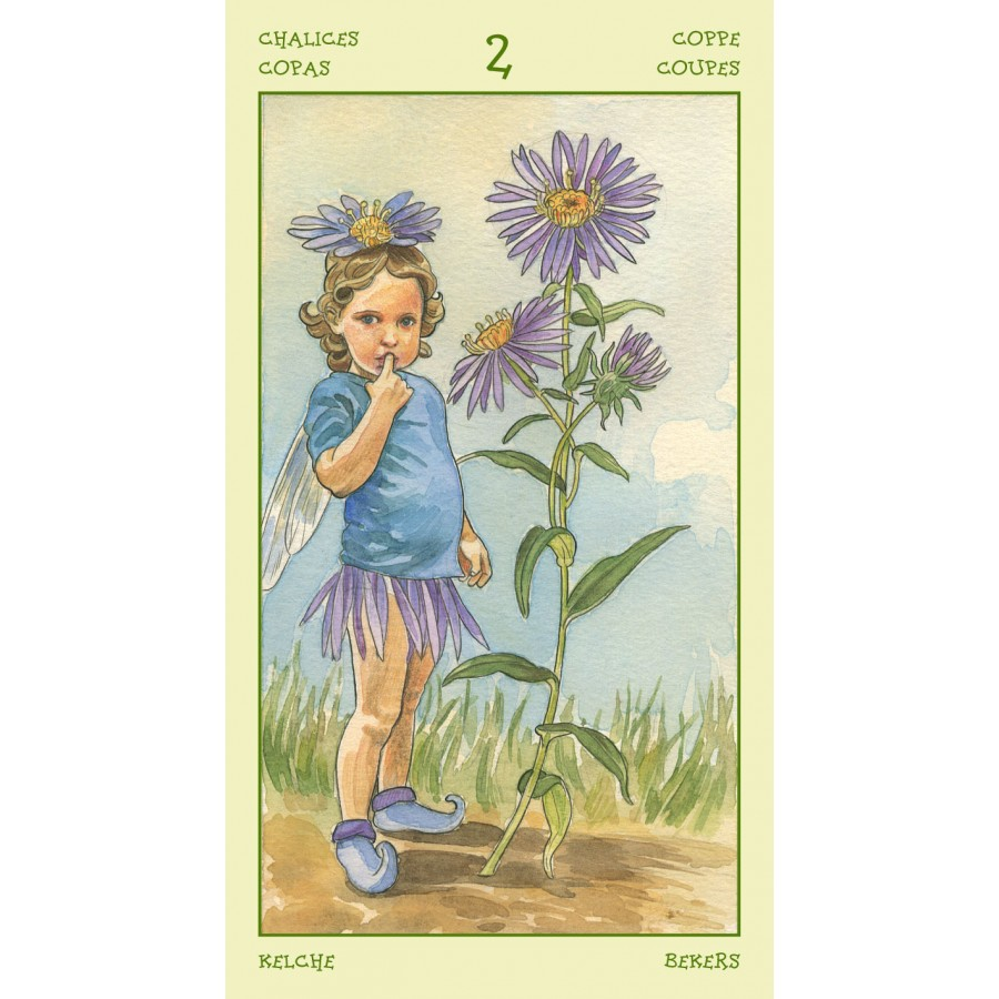 Spirit of Flowers Tarot 1