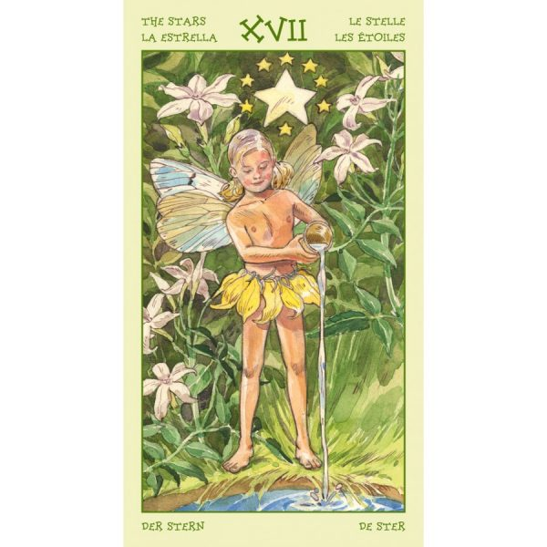 Spirit of Flowers Tarot 10